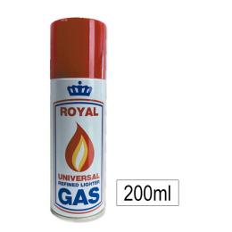 CARTOUCHE DE GAZ 200 ML